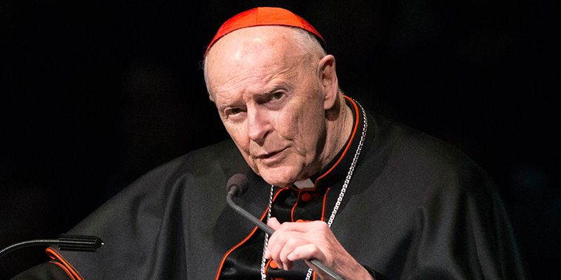 excardenal McCarrick